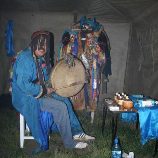 Schamanen der Tengeri